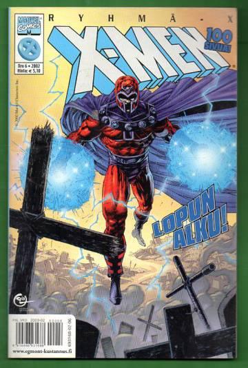 X-Men 6/02 (Ryhmä-X)