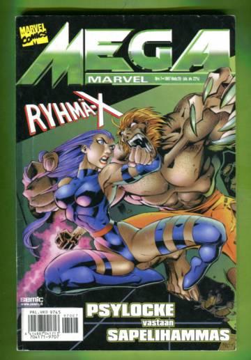 Mega-Marvel 7/97 - Ryhmä-X (X-Men)