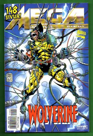 Mega-Marvel 8/97 - Wolverine
