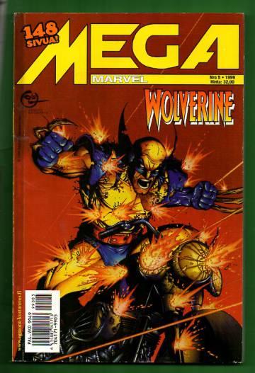 Mega-Marvel 5/99 - Wolverine