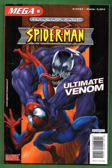 Mega 6/04 - Ultimate Spider-Man (Hämähäkkimies)