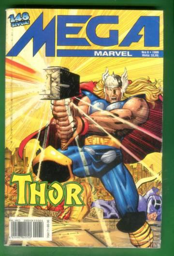 Mega-Marvel 6/99 - Thor