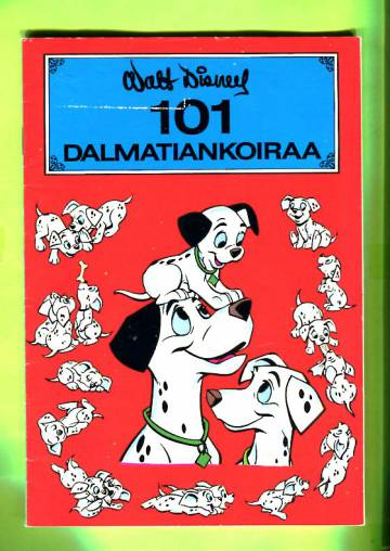 Aku Ankan erikoisnumero 1976 - 101 dalmatiankoiraa