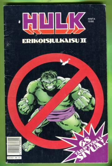 Hulk-erikoisjulkaisu 2/89