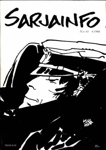 Sarjainfo 61 - 4/88