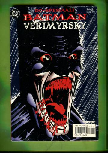 DC-speciaali 1/96 - Batman: Verimyrsky