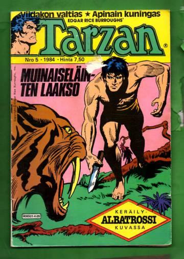 Tarzan 5/84