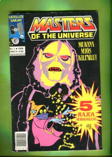 Masters of the Universe 1/89
