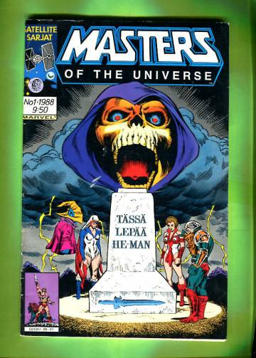 Masters of the Universe 1/88
