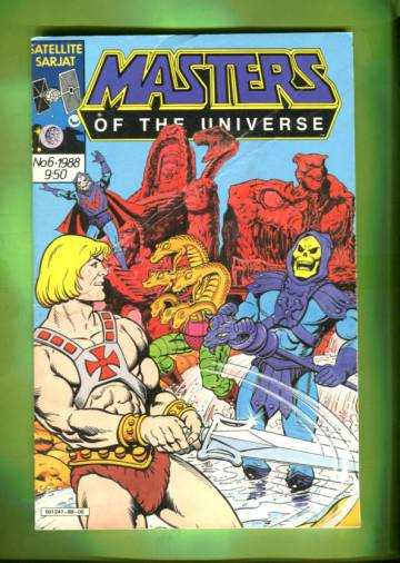 Masters of the Universe 6/88