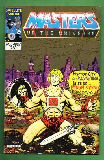 Masters of the Universe 5/88