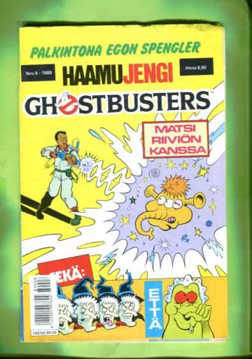 Ghostbusters - Haamujengi 8/89