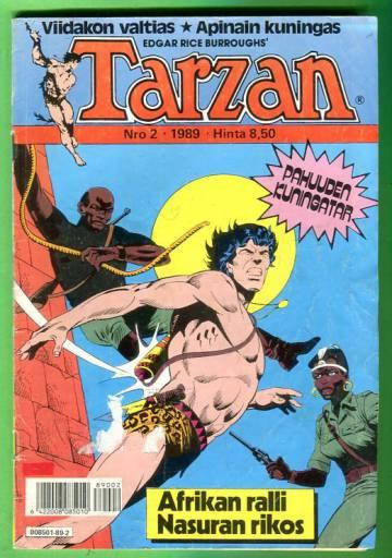Tarzan 2/89