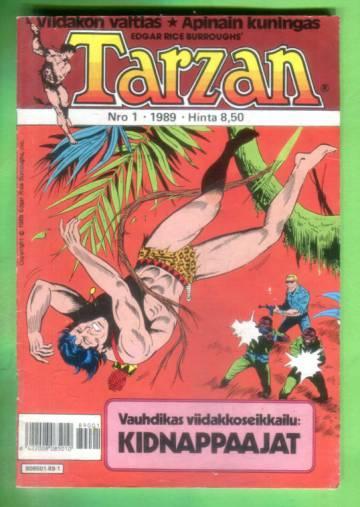Tarzan 1/89