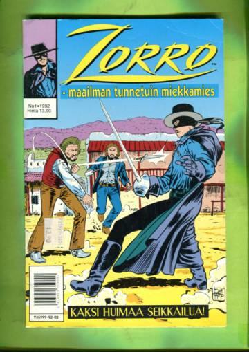 Zorro 1/92