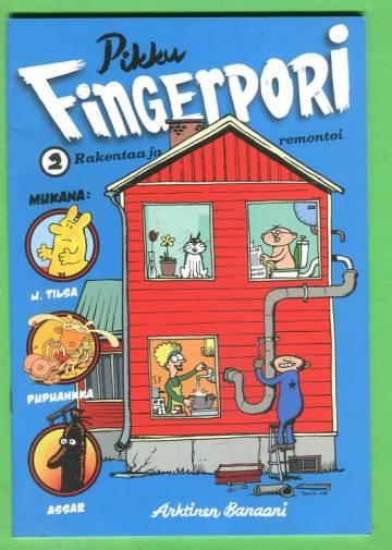 Pikku Fingerpori 2 - Rakentaa ja remontoi