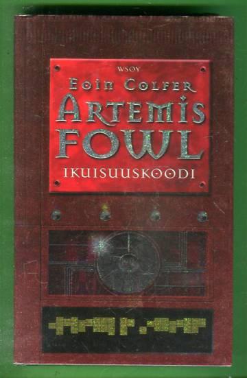 Artemis Fowl - Ikuisuuskoodi