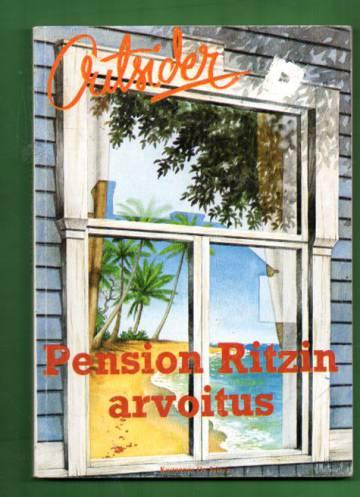 Outsider-kirjasto 5 - Pension Ritzin arvoitus