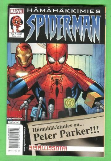 Hämähäkkimies 7/07 (Spider-Man)