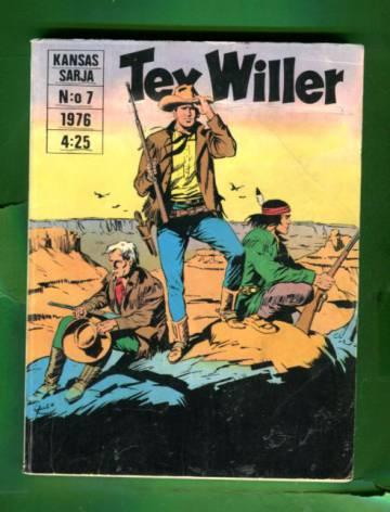 Tex Willer 7/76