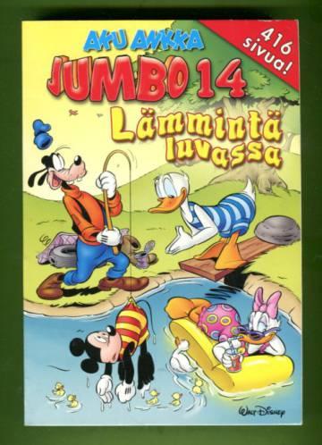 Aku Ankka - Jumbo 14: Lämmintä luvassa