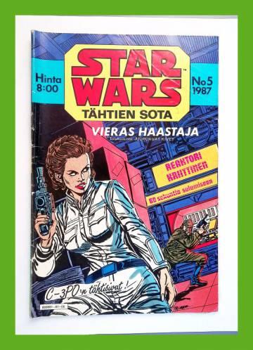 Star Wars - Tähtien sota 5/87