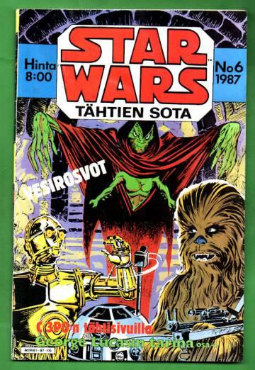 Star Wars - Tähtien sota 6/87