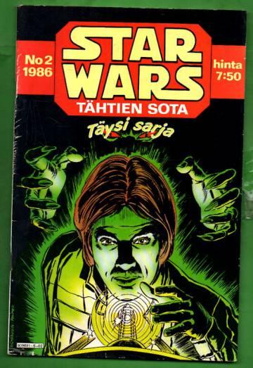 Star Wars 2/86