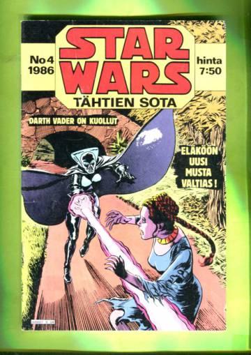 Star Wars 4/86 (Tähtien sota)