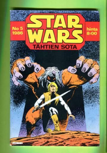 Star Wars - Tähtien sota 5/86
