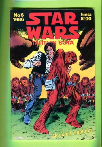 Star Wars - Tähtien sota 6/86