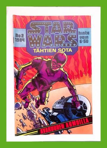 Star Wars - Tähtien sota 2/84