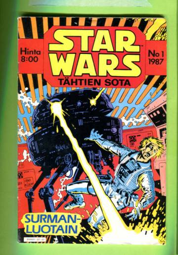 Star Wars 1/87