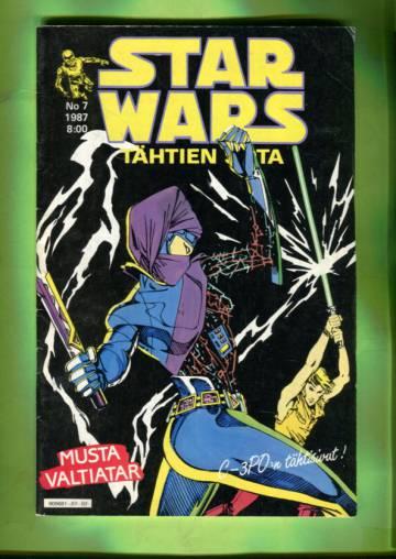 Star Wars - Tähtien sota 7/87
