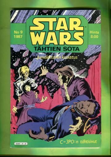 Star Wars - Tähtien sota 9/87