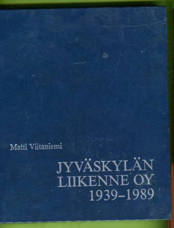 Jyväskylän Liikenne Oy 1939-1989 - Riikkinen & Lievonen Oy:stä osaksi Koiviston Auto -yhtymää