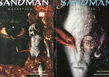 Sandman - Nukketalo 1 & 2
