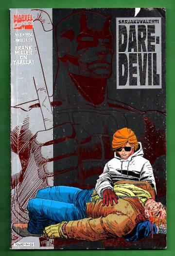 Sarjakuvalehti 8/94 - Daredevil