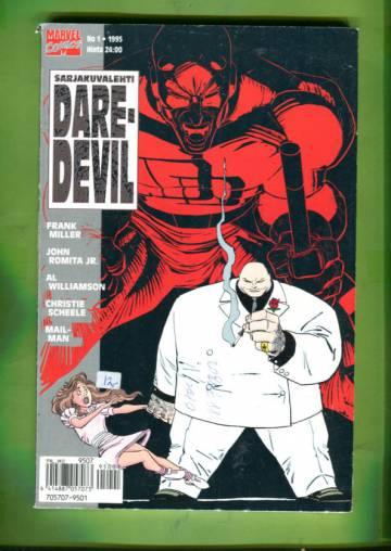 Sarjakuvalehti 1/95 - Daredevil