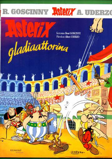 Asterix 2 - Asterix gladiaattorina