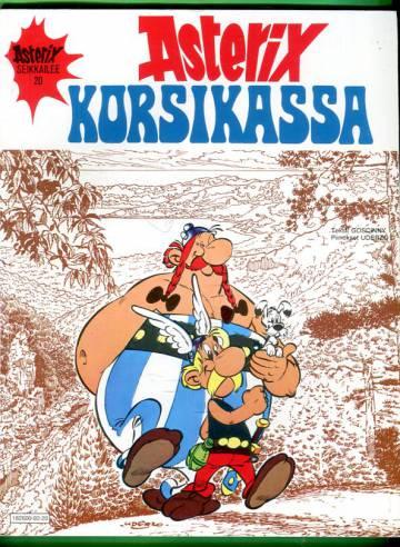Asterix 20 - Asterix Korsikassa