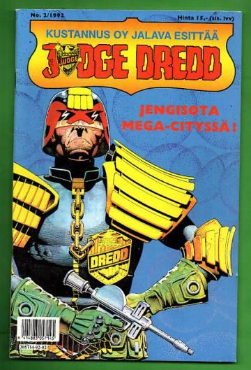 Judge Dredd 2/92