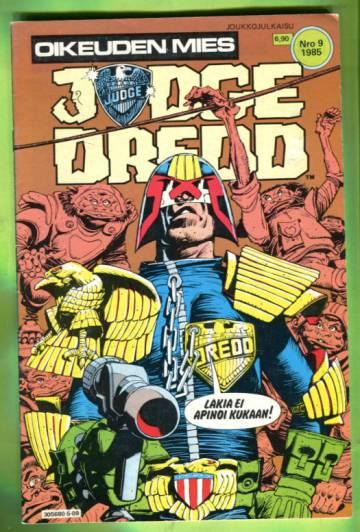 Judge Dredd 9/85