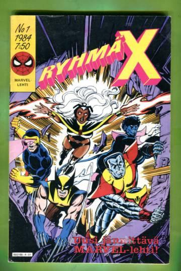 Ryhmä-X 1/84 (X-Men)