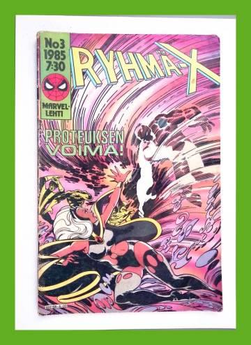 Ryhmä-X 3/85 (X-Men)