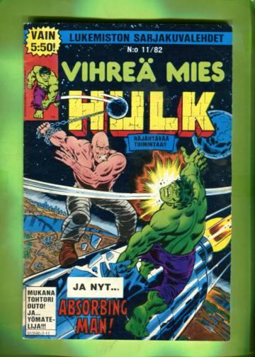 Hulk 11/82