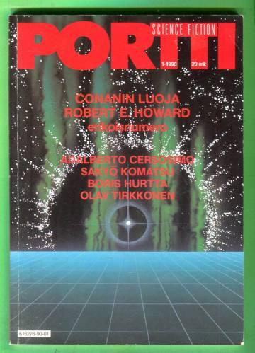 Portti 1/90 - Robert E. Howard -erikoisnumero