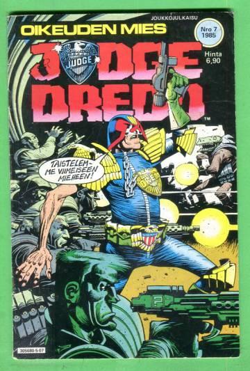 Judge Dredd 7/85