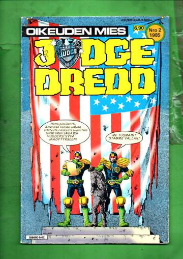 Judge Dredd 2/85