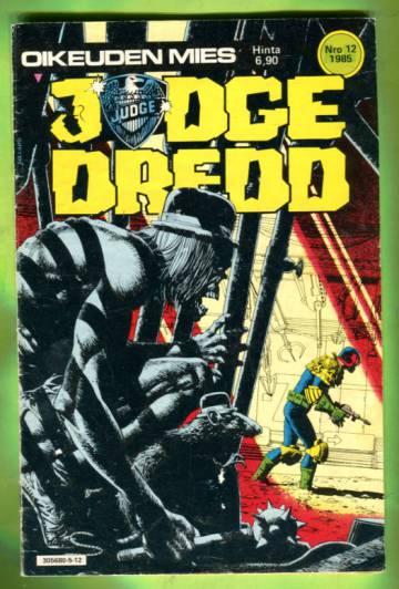 Judge Dredd 12/85